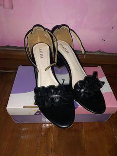#bersih2021 Amazara Black Heels