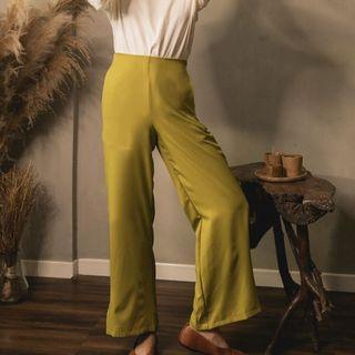 ATS the Label Flow Olive Pants