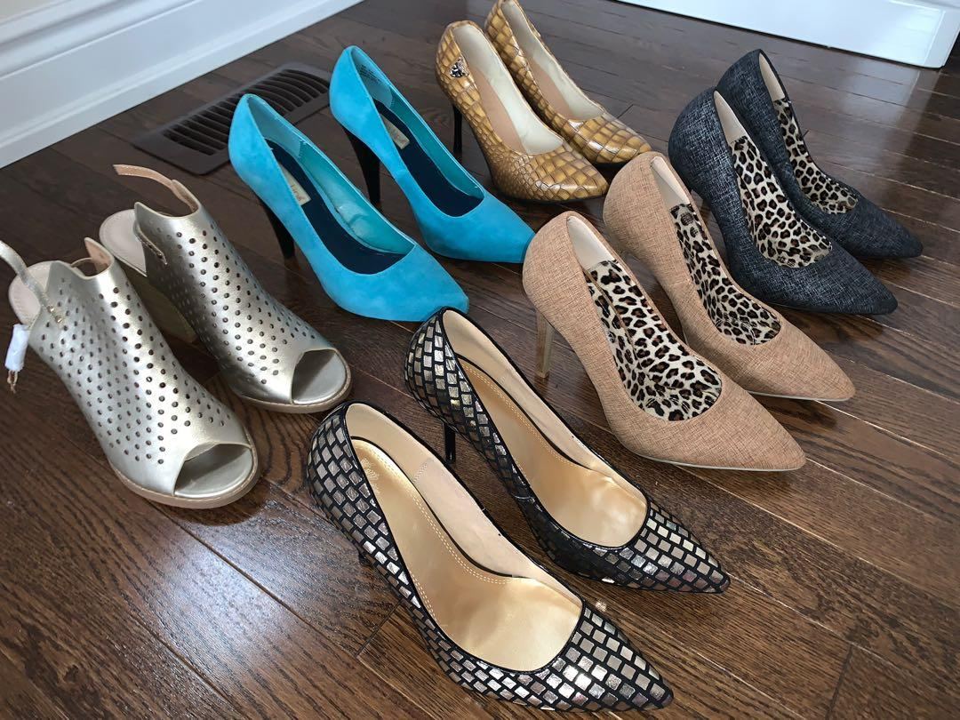Brand New Heel Bundle