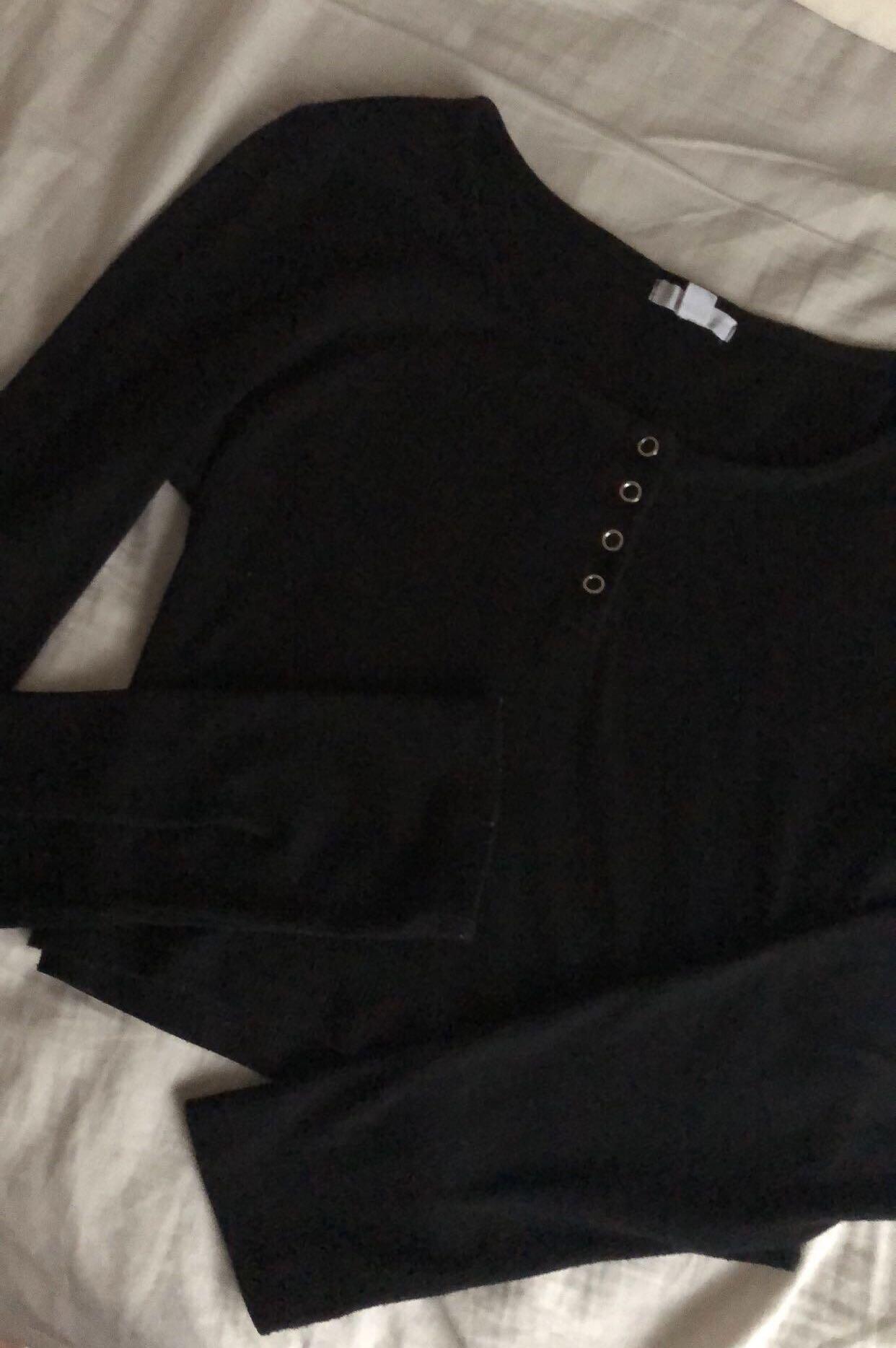 Button long sleeve