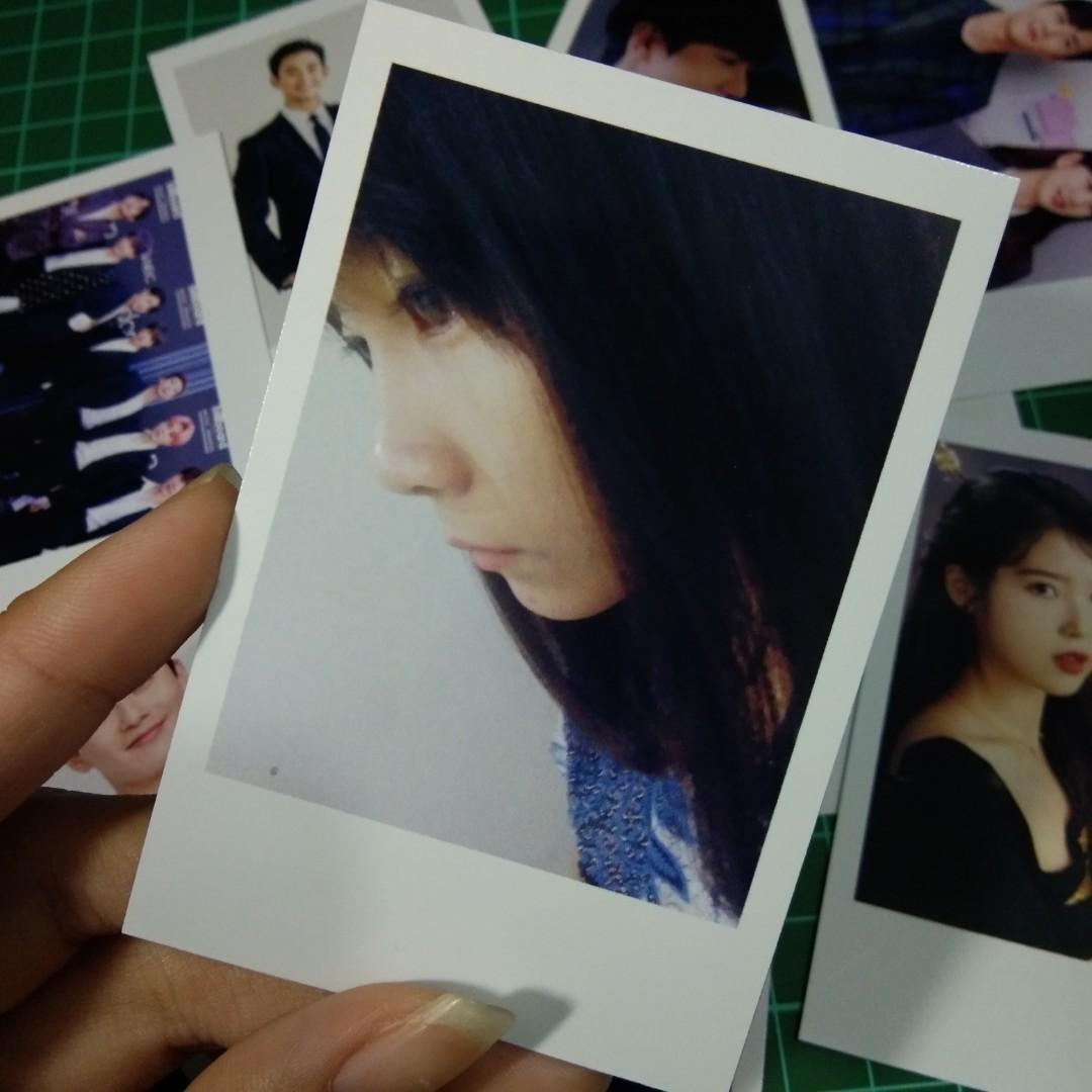 Cetak foto polaroid 2R Rp 1.000,- 3 foto