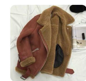 Genuine Shearling jacket, superior quality wore it less than 5 times