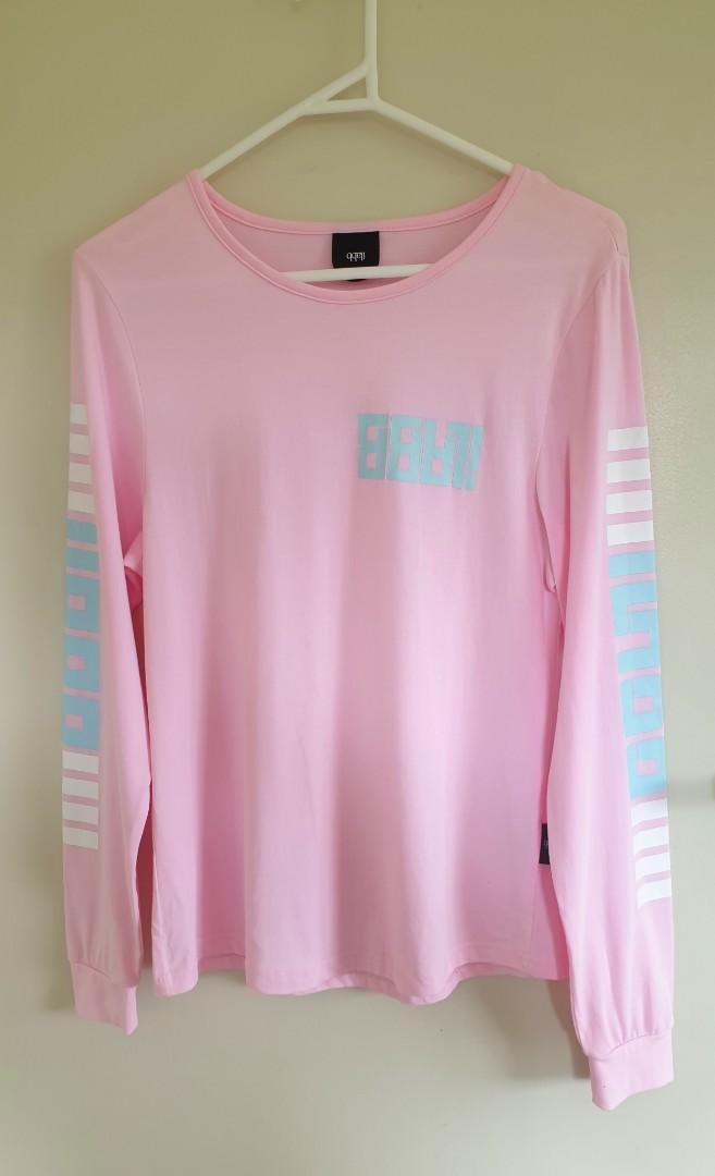 Ilabb pink top