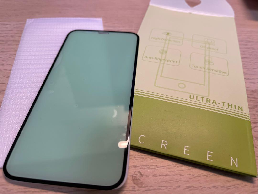 iPhone XS抗藍光螢幕保護貼