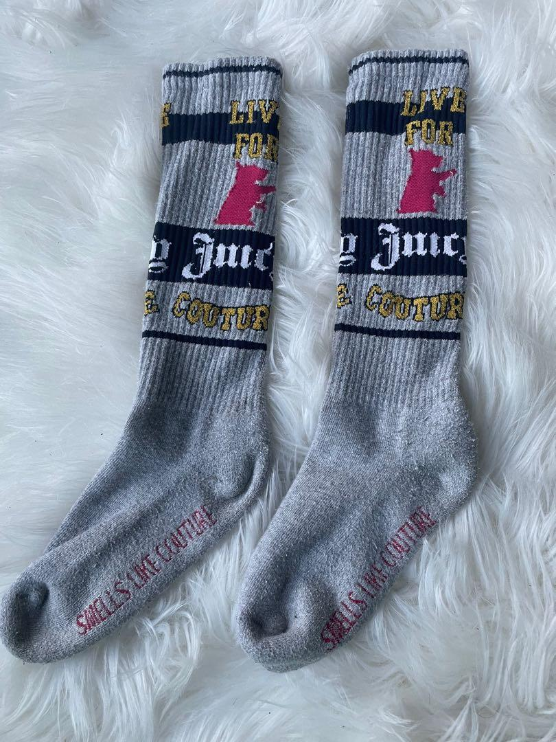 Juicy couture socks