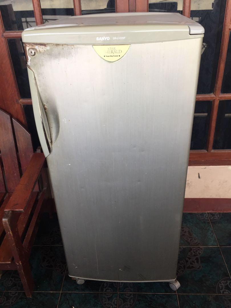 Kulkas 1 Pintu Sanyo SR-LV209F