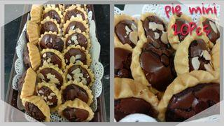 pie brownies mini