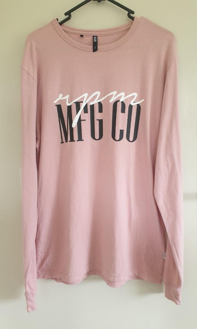 Rpm pink top