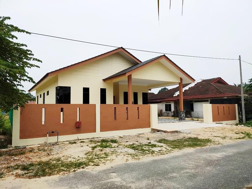 Banglo Cantik 4 Bilik Freehold Banglo Setingkat Di Kg Padang Mengkuang Bukit Payung Untuk Dijual Property For Sale On Carousell
