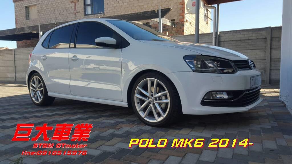 巨大車材 D2 高低軟硬可調避震器 POLO MK6 14- 售價$19500 歡迎刷卡