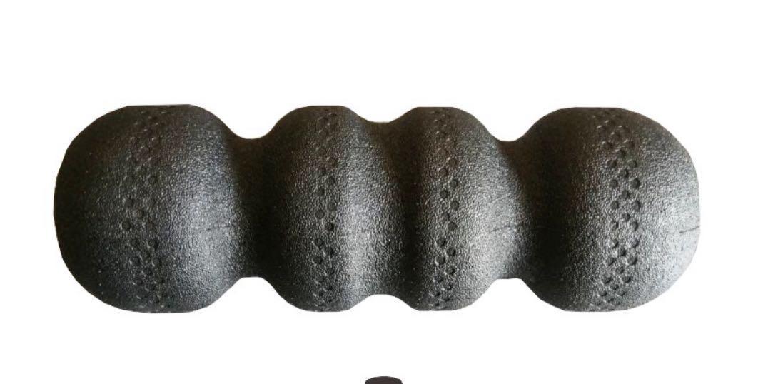 花生球滾筒 Twin Peanut Roller 深層按壓 肌肉 筋膜放鬆 自我舒緩 伸展 瑜伽 重量訓練