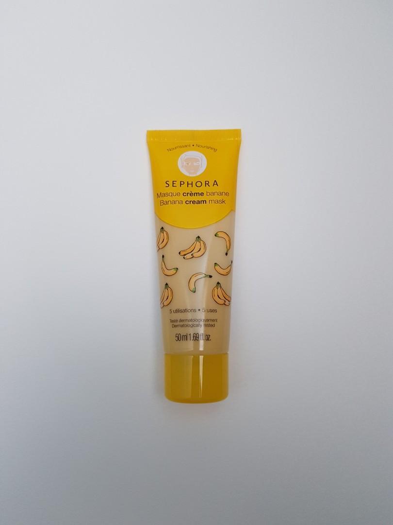 Banana Cream Mask