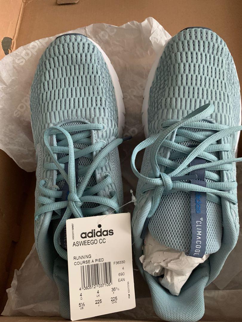 BN - Adidas Running Shoes - size 6, Women's Fashion, Footwear ...
