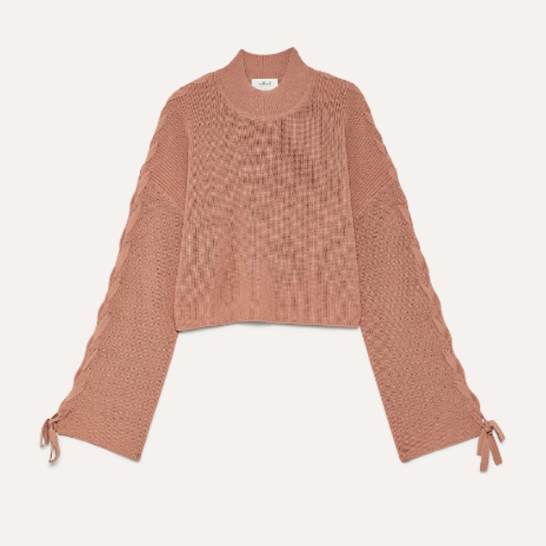 BNWT Aritzia Wilfred Salome sweater