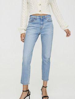BNWT Levis Wedgie Icon Jeans