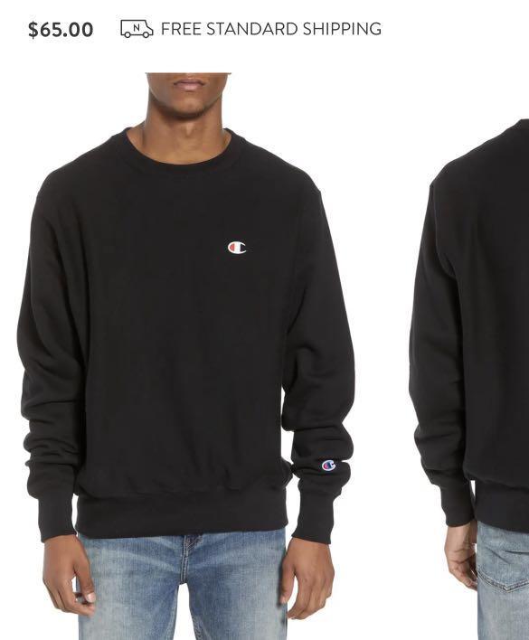 Champion reverse sweater