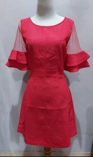 Dress Red Natal / Imlek