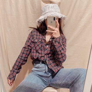 Flannel / kemeja / outer