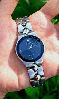 Fossil Arkitekt Minimalist Unisex Watch