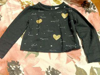 Hearts Pullover