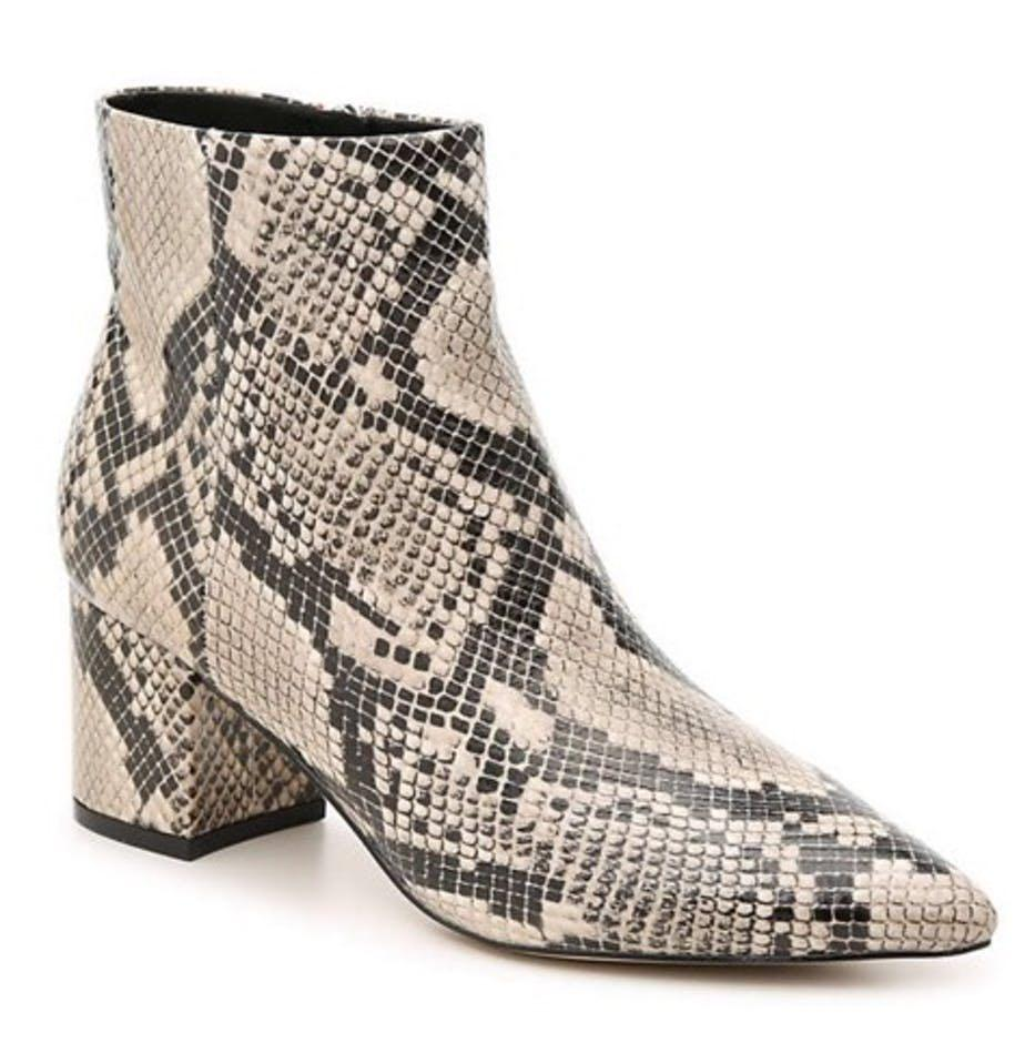 Marc Fisher Booties Brand New