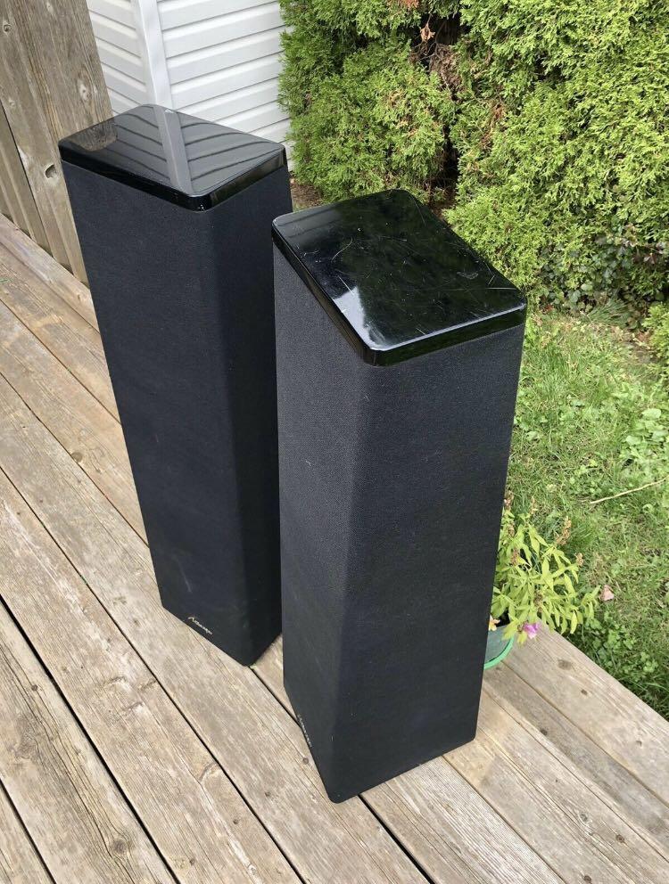 Mirage OM-14 Speakers