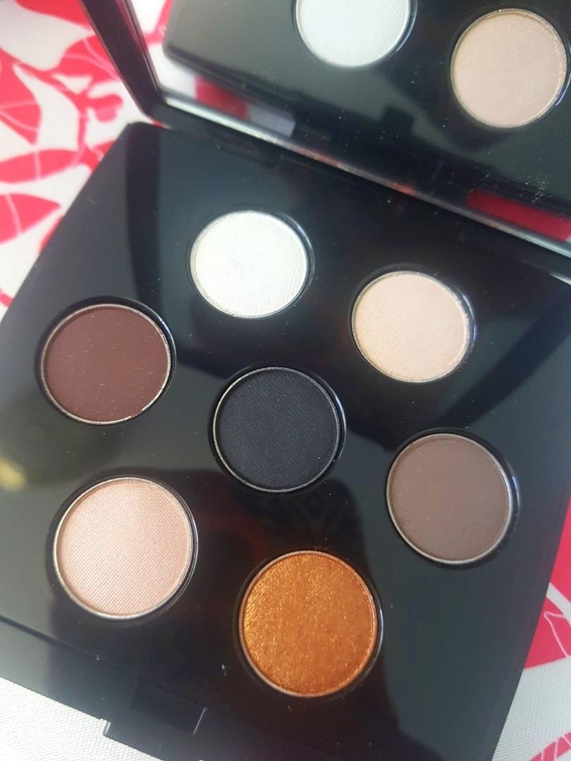 NEW Lancome Eyeshadow Palette Makeup Compact