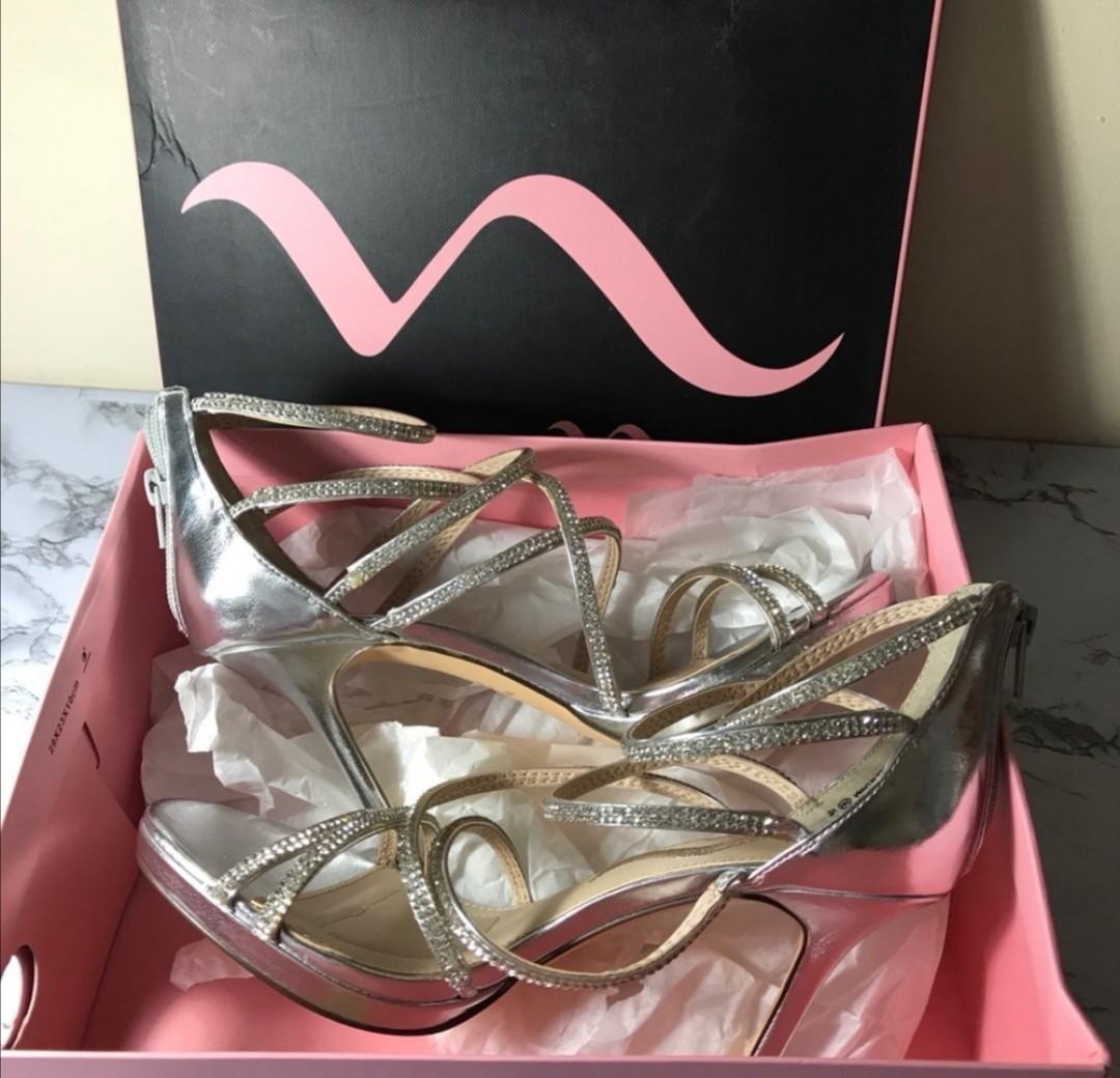 NEW Nina Ryba Sandal Women's Shoes size US 8
