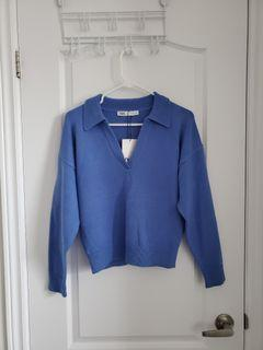 NWT SOLD-OUT Soft-Feel Zara Polo Knit