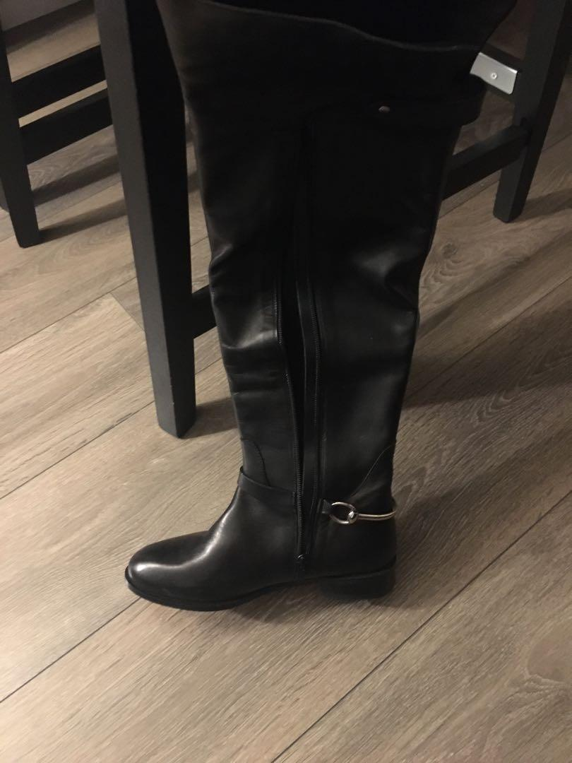 Over the knee boots - Size 6
