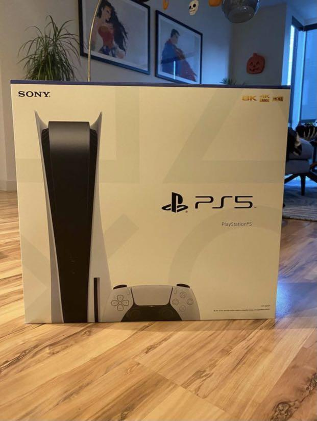 Ps5 disc version