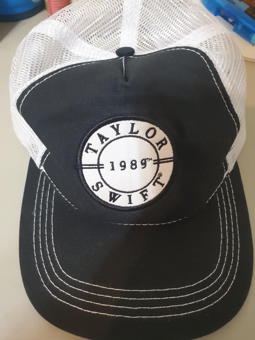 Taylor Swift 泰勒絲 1989官網絕版棒球帽 #全新未拆