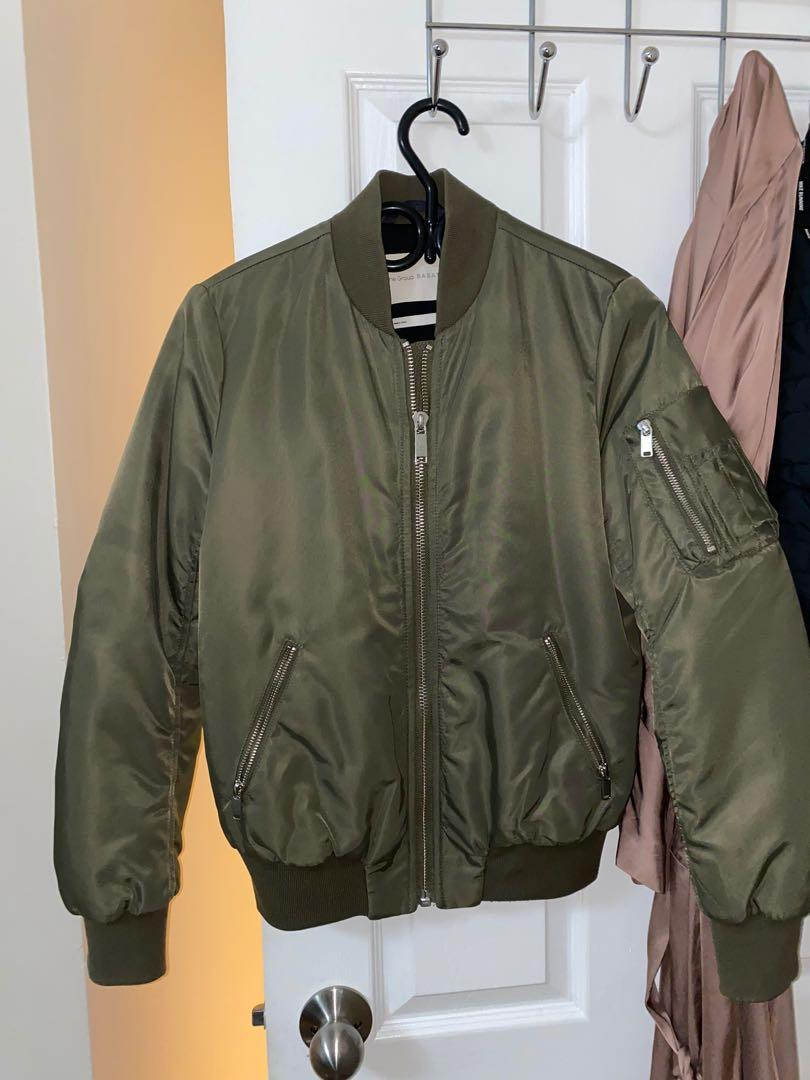 Wilfred  bomber jacket