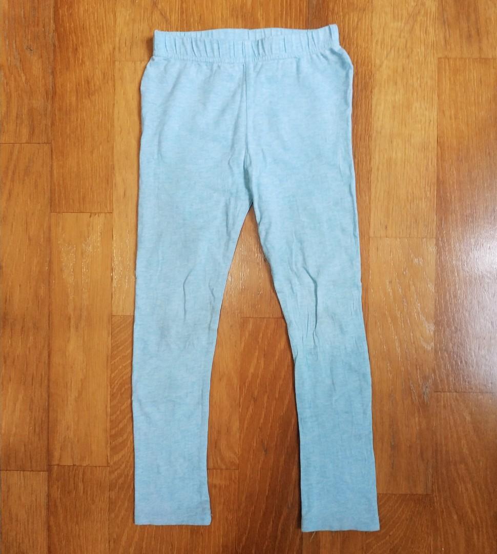 女童薄內搭褲11號(版小100cm)