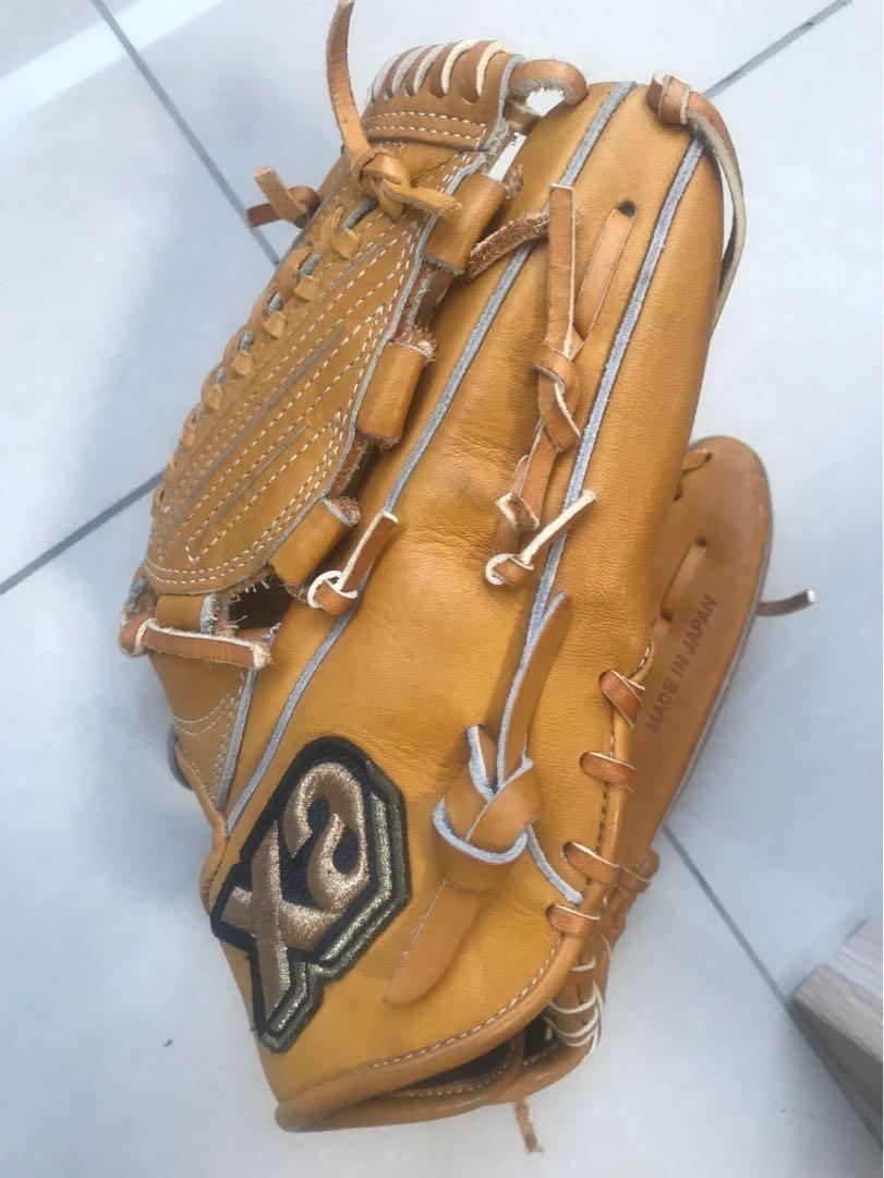 日製棒球手套