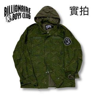 二手美品- Billionaire boys club BBC 軍裝外套 鑽石迷彩
