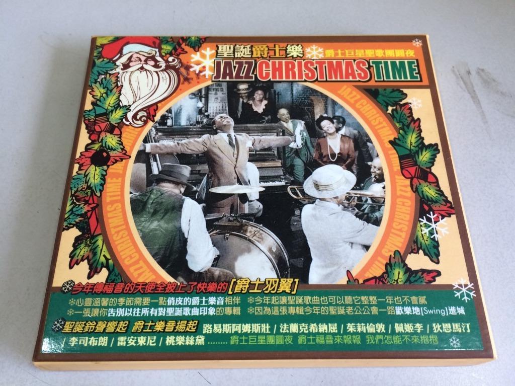 「環大回收」♻二手 CD 早期 絕版【聖誕爵士樂 爵士巨星聖歌團】正版 音樂專輯 光碟唱片 暢銷影音 請先詢問 中古