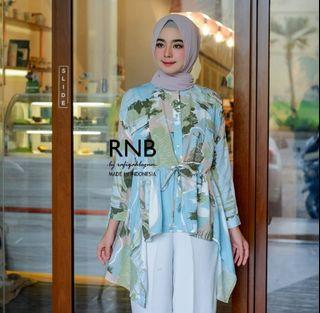 Assymetric blouse