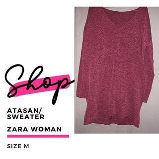 PROMO JUNI atasan Zara Woman