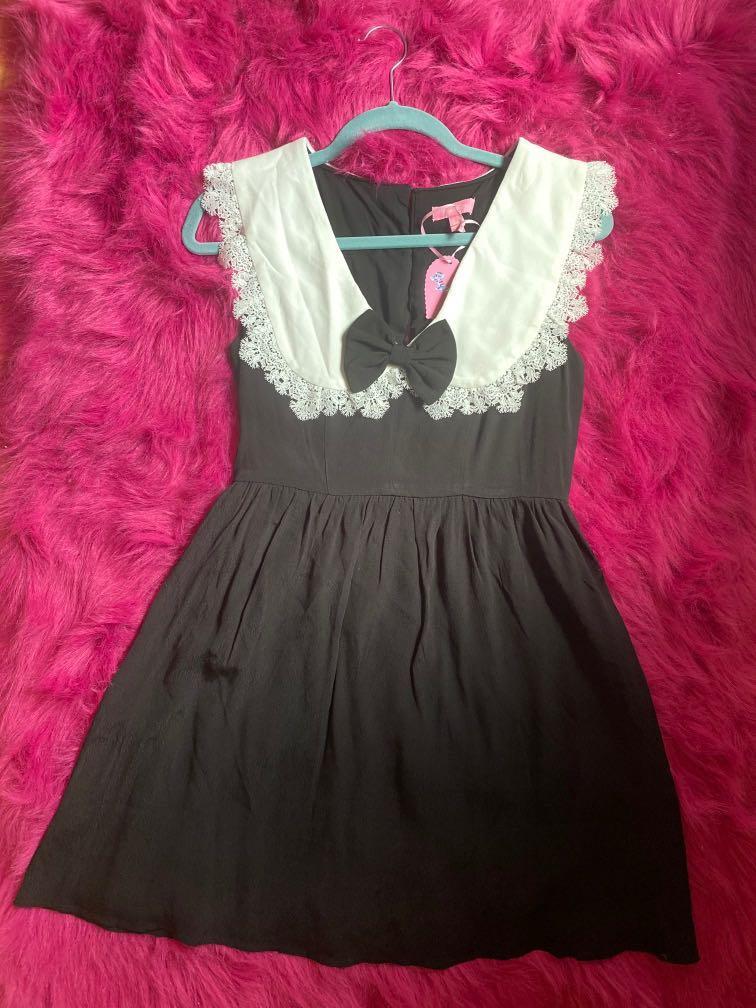 Black Dress Sugarthrillz