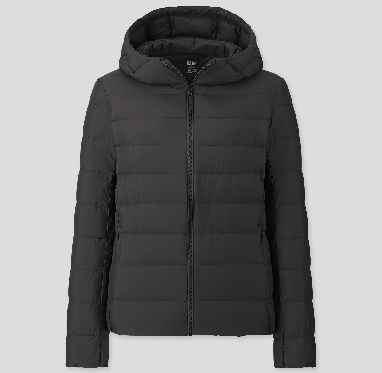 Black Uniqlo Jacket