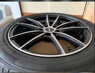 Falken ZE914 Tyre year 2020 205/50/16
