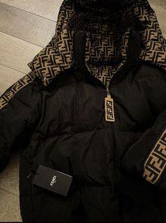 Fendi reversible jacket medium