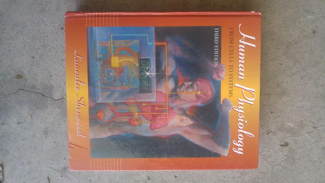 Human Physiology 3rd Edition Hardcover Brand New