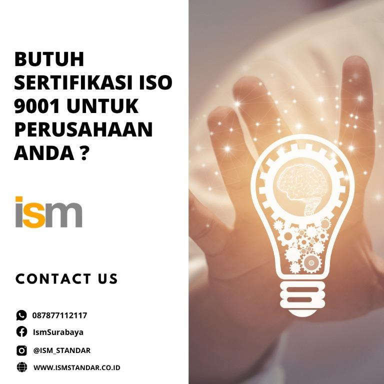 ISO 9001 BALI