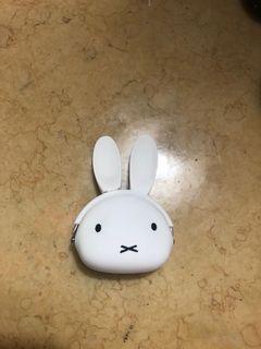 Miffy Mimi POCHIBI Silicone Coin Bag