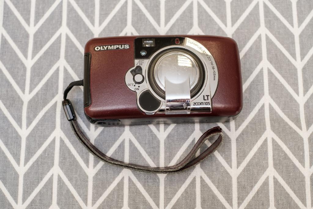 olympus LT-zoom 105