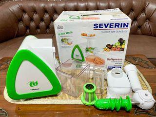 PRELOVED Severin - ES 3567 Slow Juicer