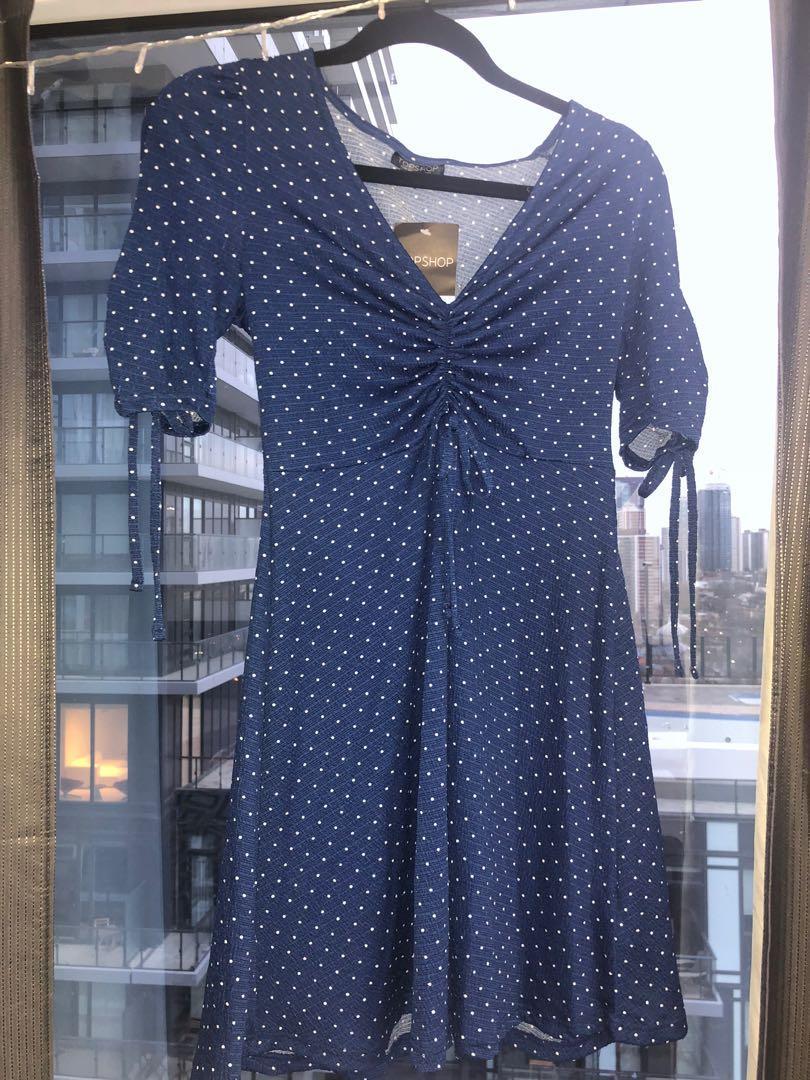 Topshop dress NWT size 2