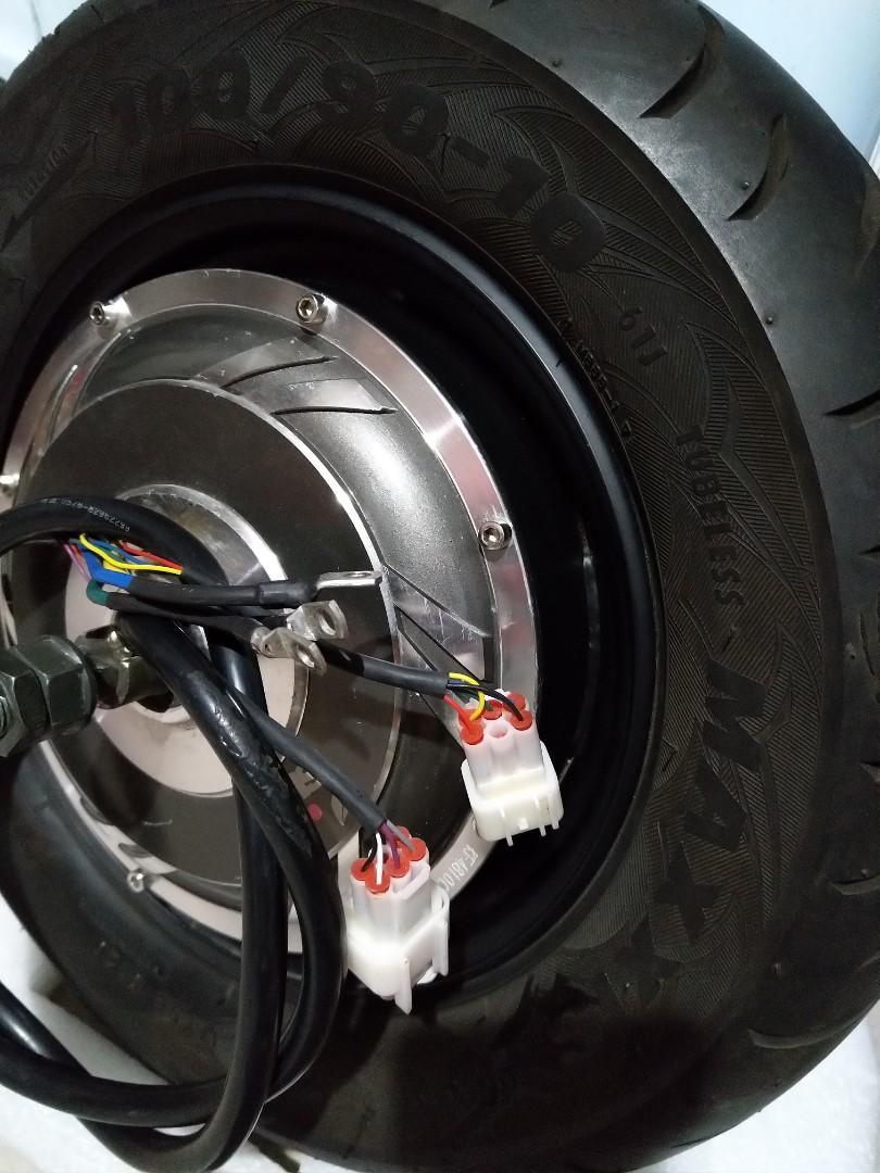 1500w Isuda hub motor high speed